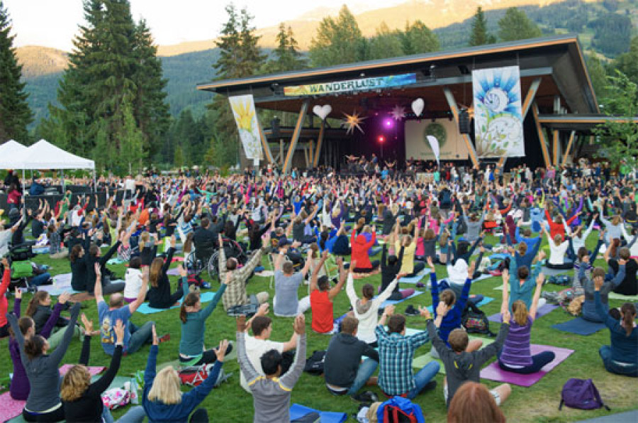 Festivales de Yoga