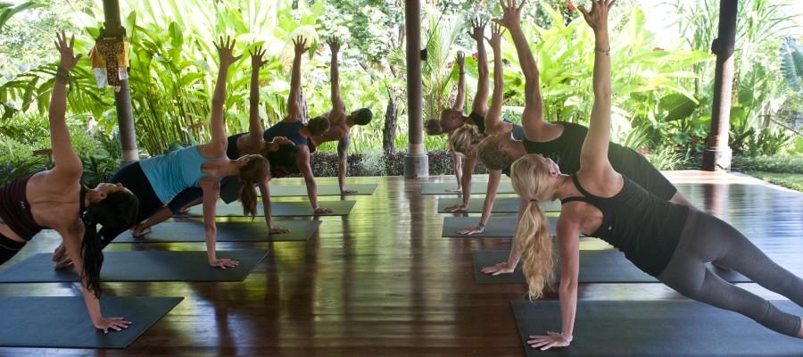 10 razones para ir a un retiro de yoga: