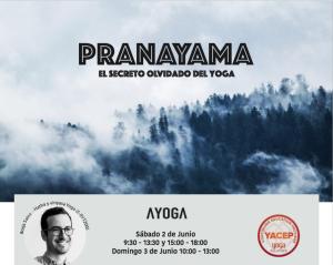 Pranayama: El secreto olvidado del Yoga @ Ayoga | Madrid | Comunidad de Madrid | España