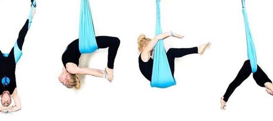 ¿Qué es el Yoga Aereo?