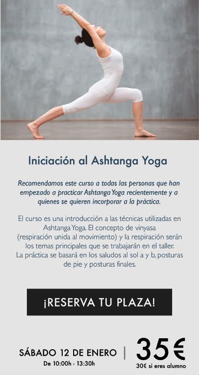 Iniciación al Ashtanga Yoga